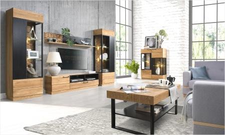 Obývací pokoj ze systému MOSAIC