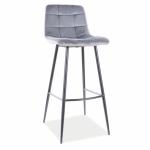Barové židle se čtyřmi nohami