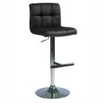 Barové židle na jedné noze