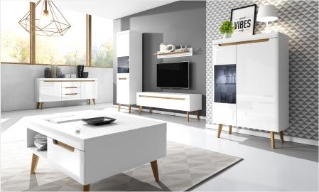 Obývací pokoj ze systému NORDI