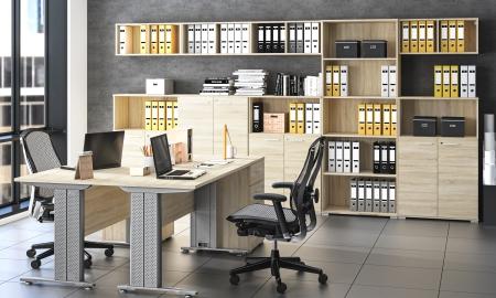 Kancelář ze systému OPTIMAL