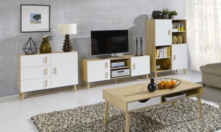 Obývací pokoj ze systému OSLO MS