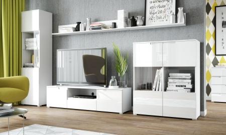 Obývací pokoj ze systému SELENE