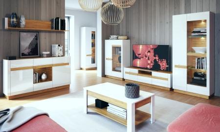 Obývací pokoj ze systému VISIO