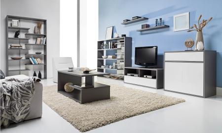 Obývací pokoj ze systému ZONDA