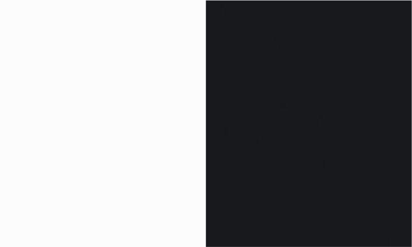 bílá/lesklá černá