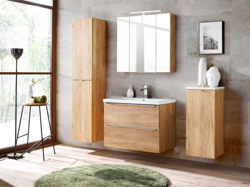 Koupelna - CAPRI, 80 cm, sestava č. 3