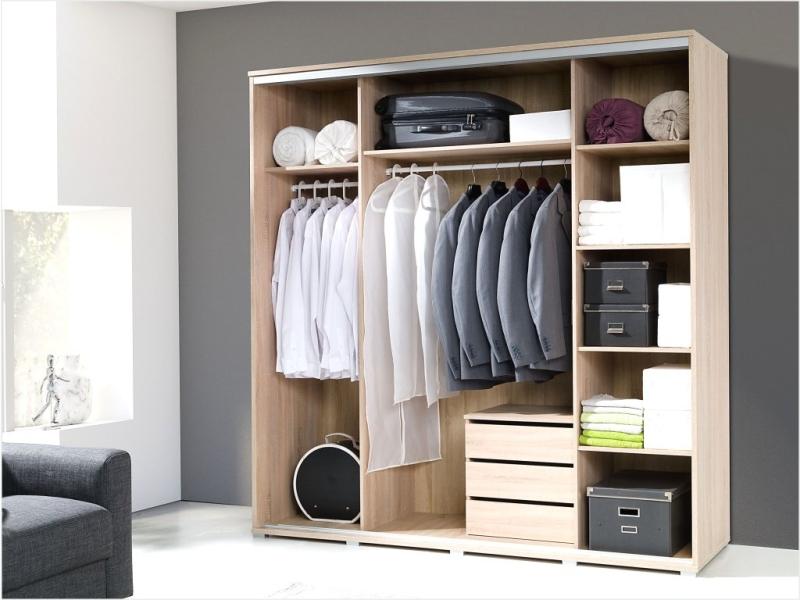 Kontejner do šatní skříně - MK55