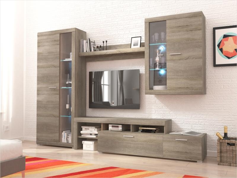 Obývací stěna - ALVARO