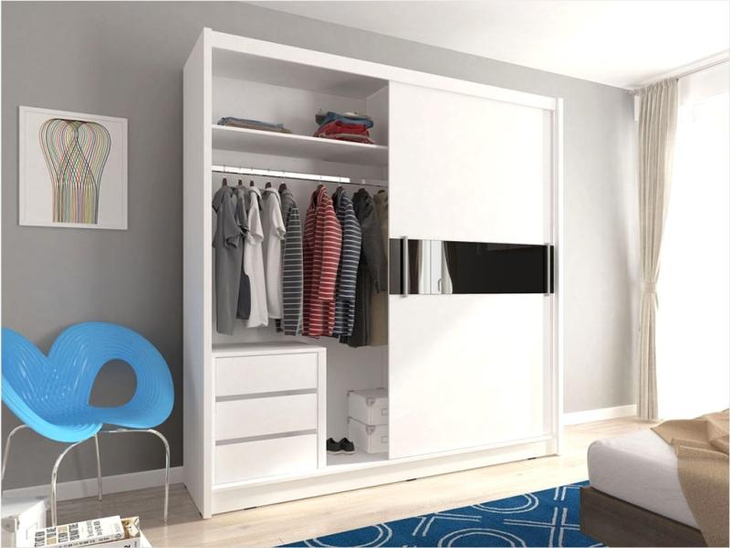 Kontejner do šatní skříně - PK50