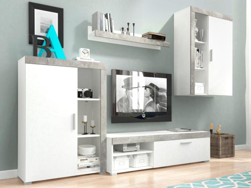 Obývací stěna - OLI