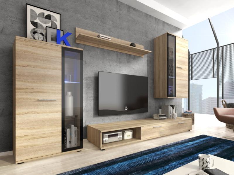 Obývací stěna - PINO