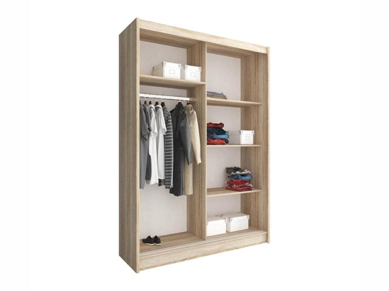 Šatní skříň - WIKI 130