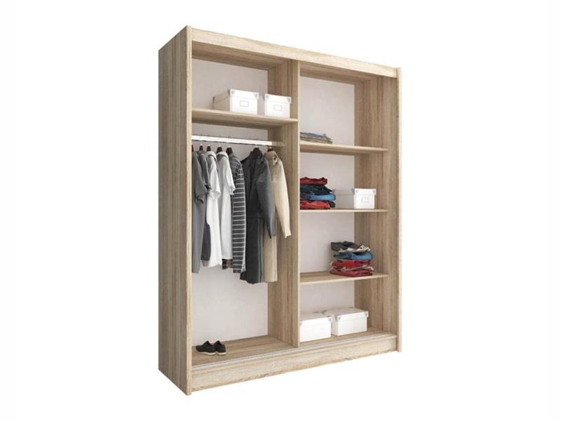 Šatní skříň - WIKI 150
