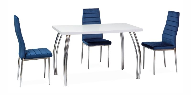 Jídelní židle - H-261 Chrom
