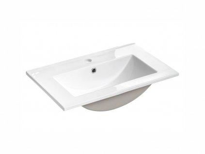Umyvadlo - UM 2050-RB, 50 cm, keramické, bílá