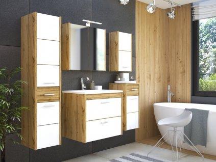 koupelna ibiza white sestava 1