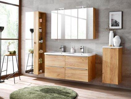 koupelna capri zlaty dub 4