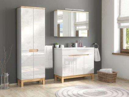 Koupelna - BALI white, 100 cm