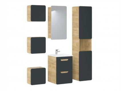 Koupelna - ARUBA cosmos, 40 cm, sestava č. 1