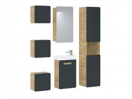 Koupelna - ARUBA cosmos, 40 cm, sestava č. 2