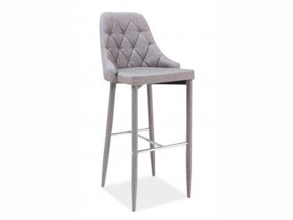 Barová židle - TRIX H-1 seda