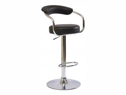 Barová židle - C-231 cerna