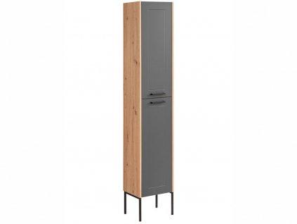 Vysoká stojatá skříňka - MADERA 800+880