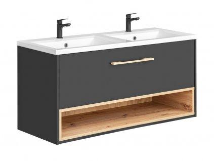 Závěsná skříňka pod umyvadlo - BORNEO 854