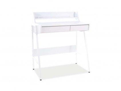 Psací stůl - B-168, bílá