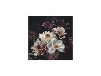 Obraz - Flowers IV 80x80