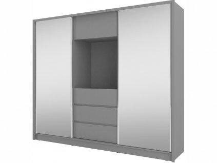 Šatní skříň - TV 250