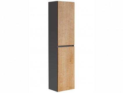 Vysoká závěsná skříňka - MONAKO 800