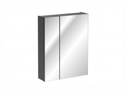 Závěsná skříňka se zrcadlem - MONAKO 840