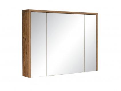 Závěsná skříňka se zrcadlem - HAMPTON 842