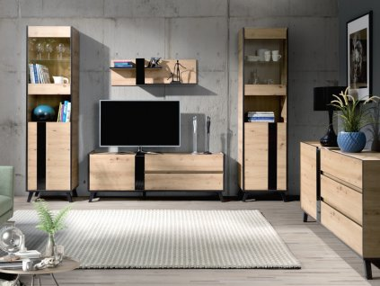 Obývací pokoj FLIX, sestava č. 2