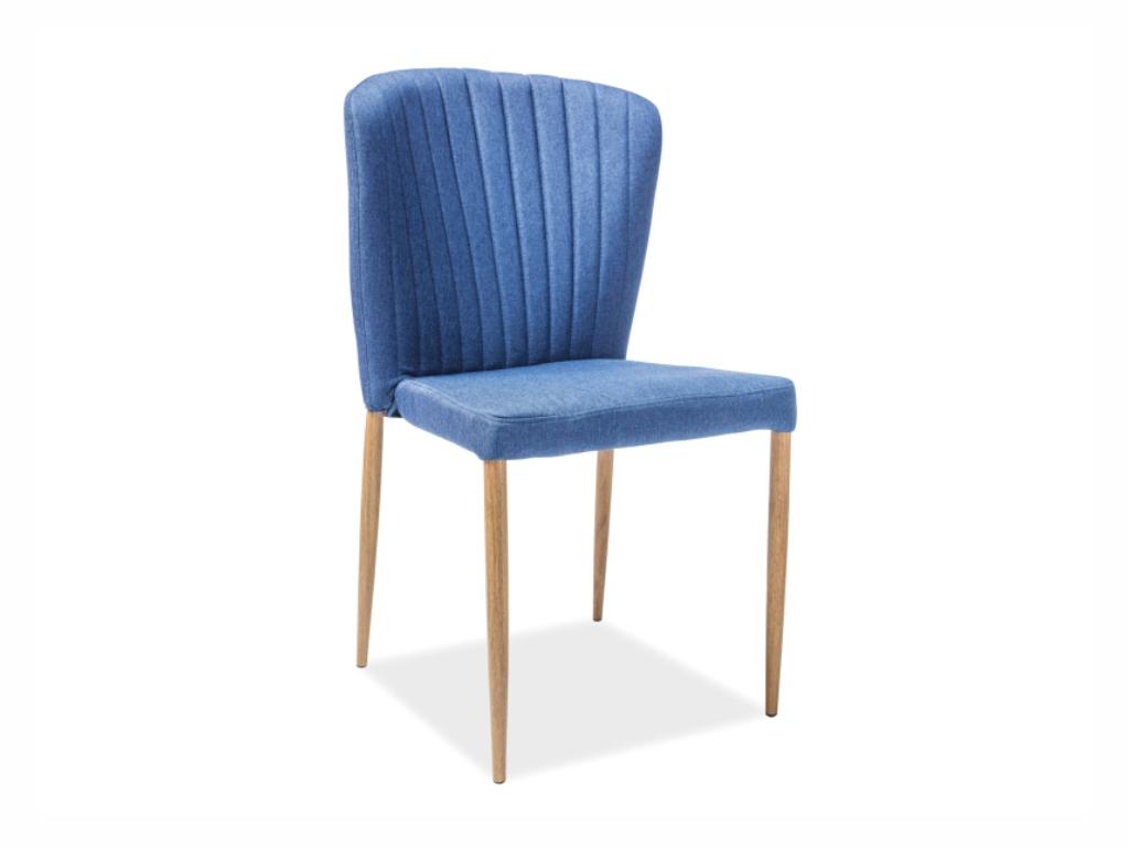 MAXIVA Jídelní židle - POLLY, různé barvy na výběr Čalounění: granátová (tap.49)