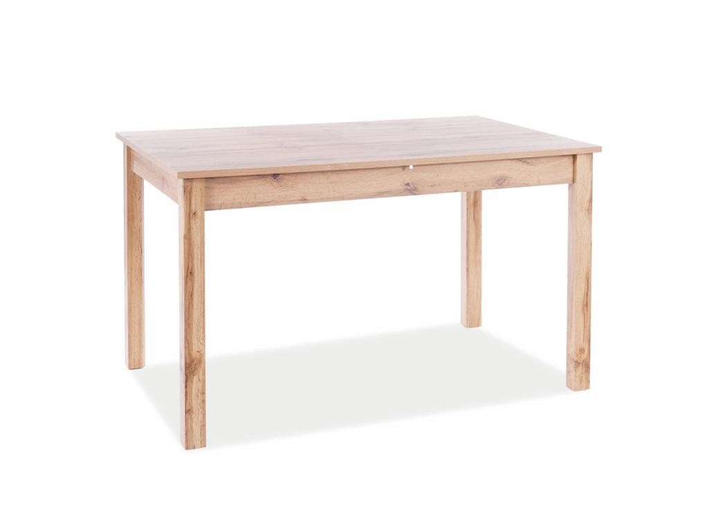 MAXIVA Jídelní stůl rozkládací - HORACY, 100x60, dub votan