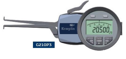 Digitální úchylkoměry s měřicími rameny pro vnitřní měření