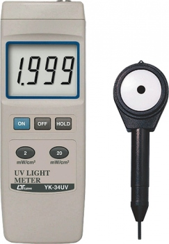 UV měřiče