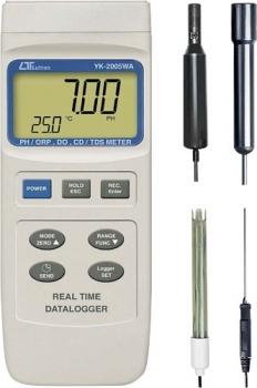 Měřiče vodivosti, pH, kvality vody