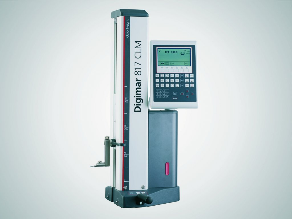 """817 CLM-2D Height Gage 350mm/14"""" Mahr"""