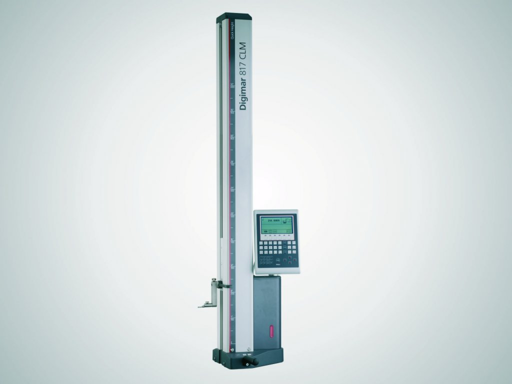 "817 CLM-2D Height Gage 1000mm/40"" Mahr"