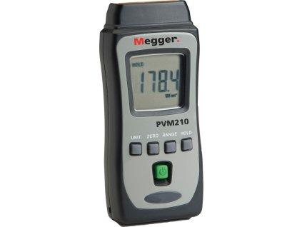 Fotovoltaický expozimetr MEGGER PVM210