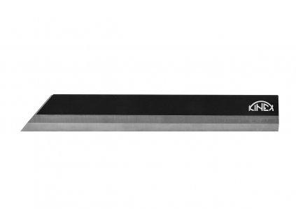 Pravítko nožové kalené KINEX 100mm, 874/0