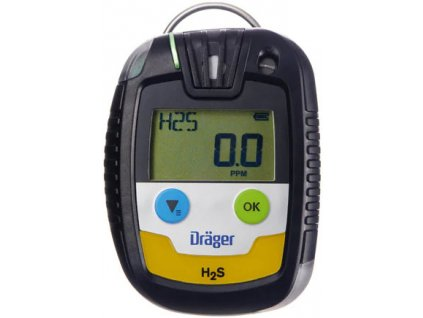 jednoplynovy-detektor-koncentrace-h2s-pac-6500-drager-pac-6500-h2s