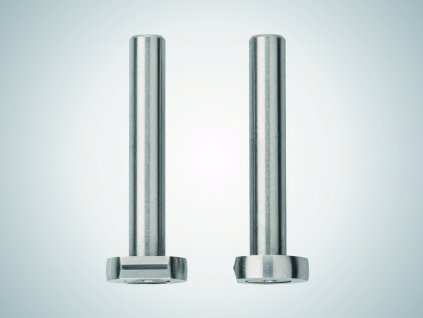 844 Td Measuring Anvil with round  Face Ø 11 mm 0-20 mm Mahr
