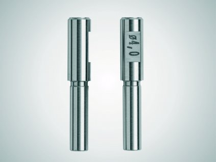 844 TZ CYLINDRICAL MEASURING PINS, 2 MM DIA, PAIR Mahr