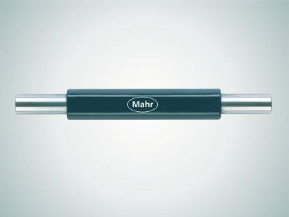43 A Setting Standard, flat 125 mm for Micrometer Mahr