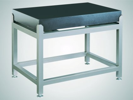 107 Us Stand for plate size 1500x1000x150mm Mahr